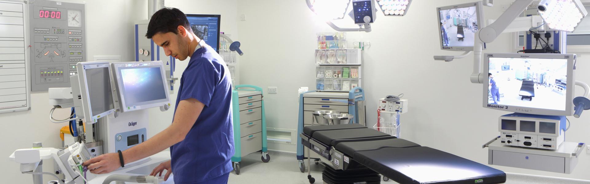 Foto: EZ LOCATE - Solution de localisation du personnel et des équipements en temps réel pour les hôpitaux. Optimisez vos opérations, optimisez votre efficacité et réalisez des économies.
